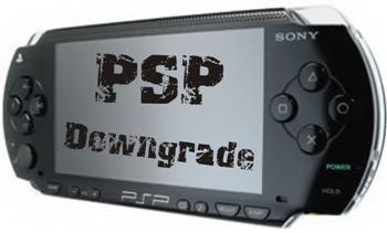 PSP - PSP 6.61 Downgrader Update - Downgrade …